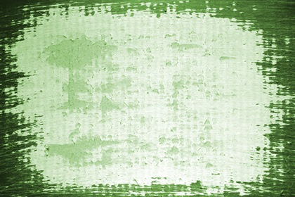 Green Scratched Cardboard Texture