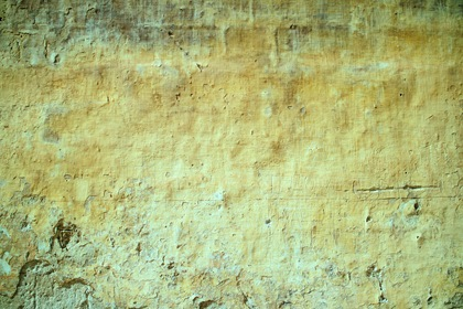 Old Yellow Grungy Wall Texture