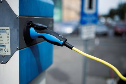 Ev Charging Station Cable
