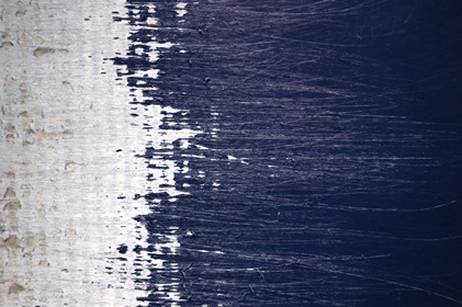 Grungy Paper White Blue Texture