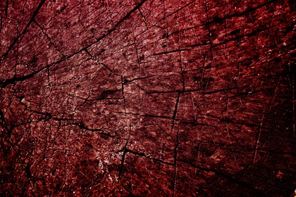 Grungy Red Horror Texture
