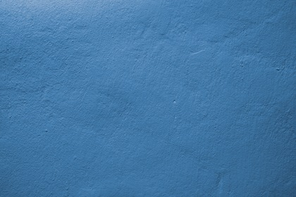 Vintage Clean Blue Wall Texture Background