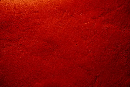Vintage Clean Red Wall Texture Background