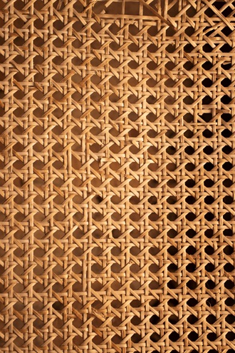 Woven Rods Texture