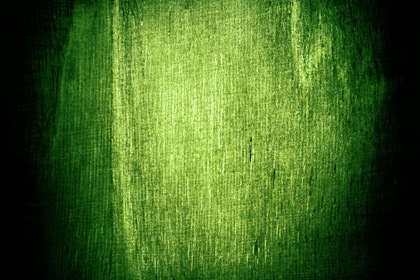 Green Grungy Wood Texture Vignette