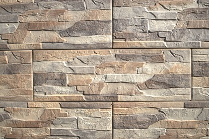 Modern Stone Tiled Wall Texture