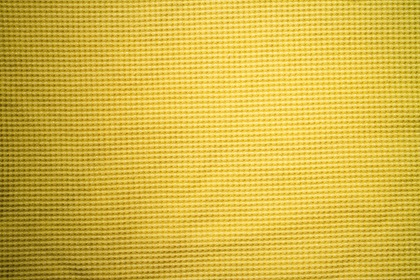Yellow Textile Fabric Material Texture